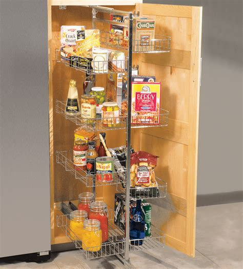 Pantry Roll Out Storage System pantry roll out storage system in pull out pantry organizers