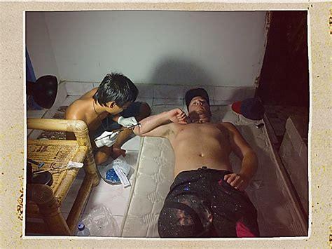 noa bamboo tattoo gili trawangan bamboo tattoo three hundred years of ancient warrior