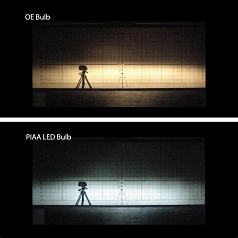 led fog light bulbs vs piaa performance led fog light bulbs piaa fog lights