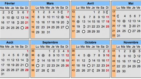Calendrier Lunaire Chine Le Calendrier Chinois Calendar Template 2016