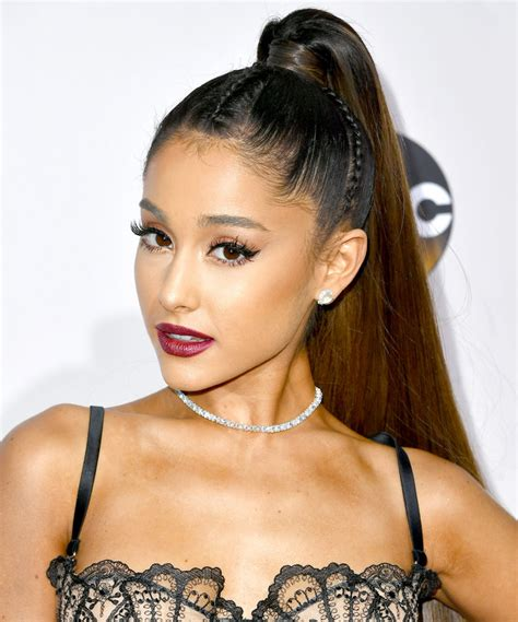 how to do ariana grande high ponytail hairstyles the cheap way to get ariana grande s ponytail instyle co uk