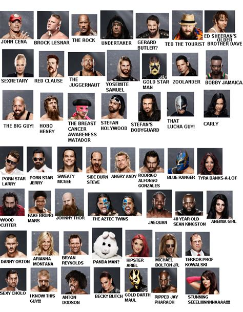 wwe themes names 5 models of all wwe wrestlers names list my ideas bedroom