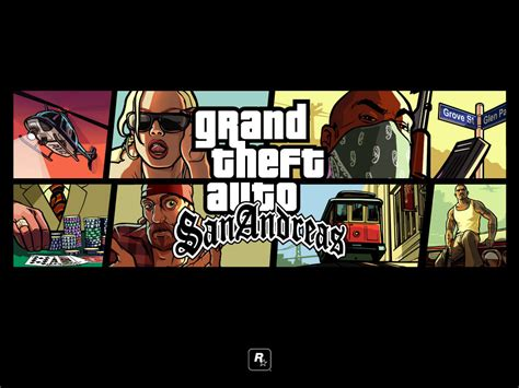 Ground Theft Auto by Gta San Andreas Grand Theft Auto Wallpaper 5868135