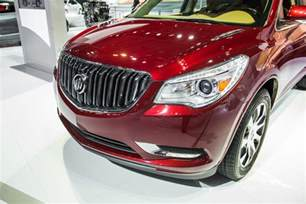 Gm Buick Enclave 2017 Buick Enclave Gm Authority
