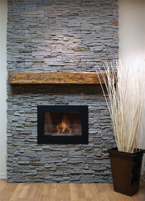Wall For Fireplace by Wall Built In Fireplace In The Corner Living Room With