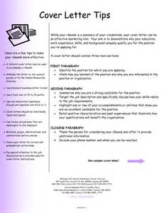 how to make a cover letter for a resume exles sles