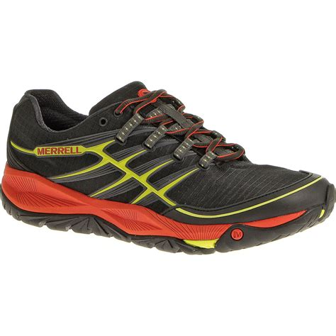running shoes merrell merrell allout trail running shoe s
