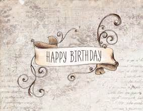 best 25 happy birthday vintage ideas on singing birthday cards happy birthday