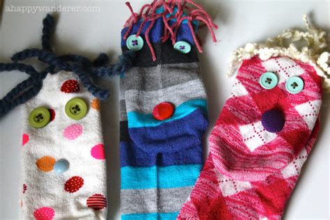 sock puppets crafts crafts for children some ideas to keep them busy during the holidays bored