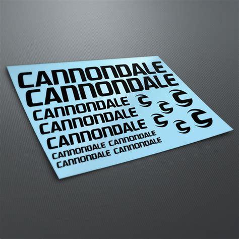 Fahrrad Aufkleber Cannondale fahrrad mountain bike aufkleber cannondale ultimate