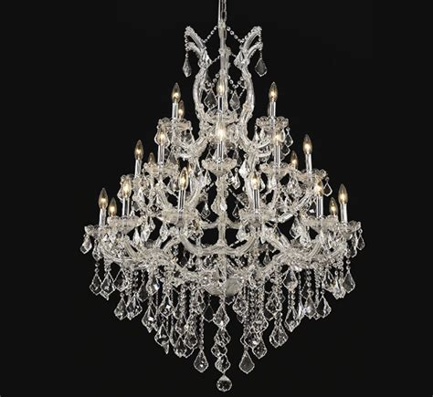 Swarovski Strass Crystal Chandelier Maria Theresa Collection 28 Light Extra Large Crystal