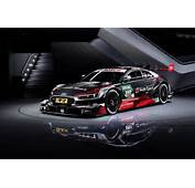 Audi Reveals 2017 DTM RS5 For Rules Revamp  Autosport