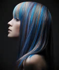 Colour your hair like sea chili mili chili mili