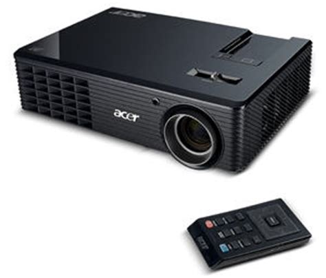 Proyektor Acer X1161n Dlp acer x1161 dlp 174 technology projector 2500 ansi lumens villman computers