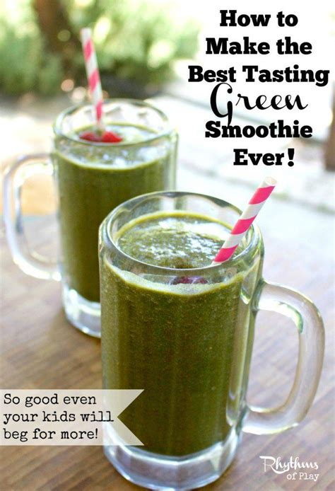 Best Tasting Green Smoothie Detox by 17 Best Images About Healthy Smoothies Fresh Juices On