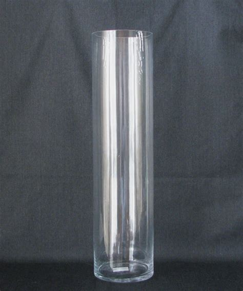 Clear Plastic Cylinder Vases Wholesale by Cylinder Vase Wholesale Vases Sale
