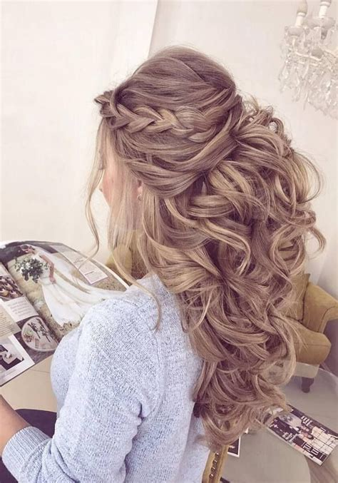 50 Long Wedding Hairstyles from 5 Best Instagram