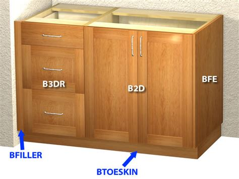 Base Cabinet Filler by Base Cabinet Fillers