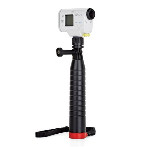 Gopro Yi joby grip monopod for smartphone and