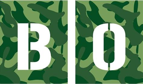 printable camo birthday banner 9 best images about army bday party on pinterest
