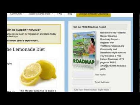 Lemonade Detox Diet Success Stories by Best 25 Lemonade Diet Ideas On Master Cleanse
