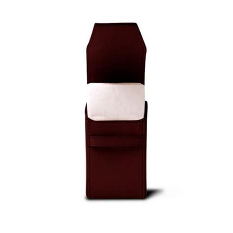 Tissue Storage Pouch leather tissue box holders