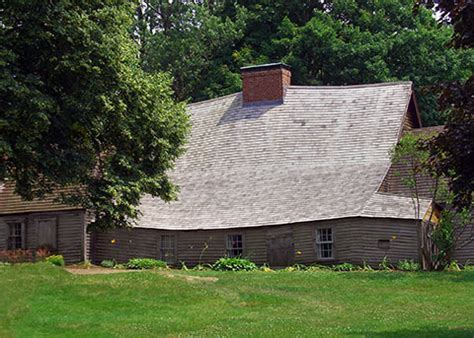 The Oldest House In America The Craftsman Blog