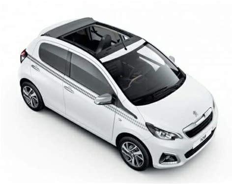 peugeot open top cars cars car rental