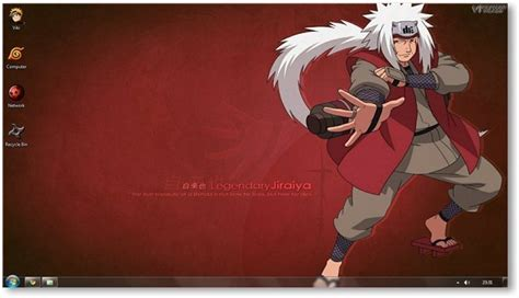 download themes mozilla firefox naruto naruto shippuden theme for windows 7 and windows 8