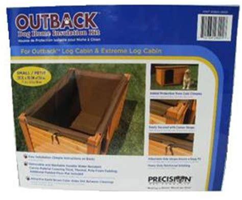 dog house insulation kit precision pet log cabin style dog house insulation kit small home garden fireplace