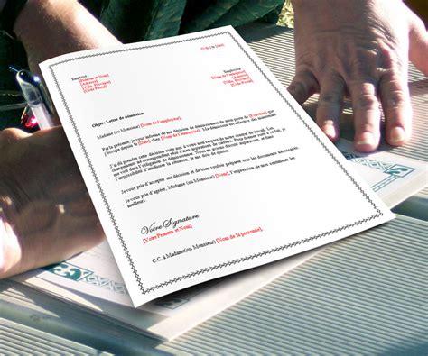 Exemple Lettre De Demission Forc E lettre de d 233 mission pour non respect du contrat