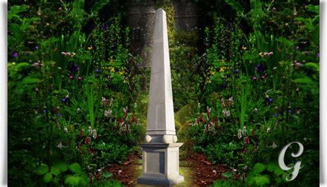 gartengestaltung kaufen 196 gyptischer garten obelisk triphis gartentraum de