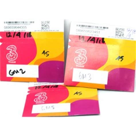 Perdana 3 Tri Gm Get More 2 Gb 4 Gb 4g kartu perdana sim card harga murah jakartanotebook