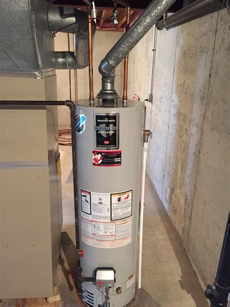Which Is Better 40 Or 50 Gallon Water Heater - water heaters in kansas city missouri