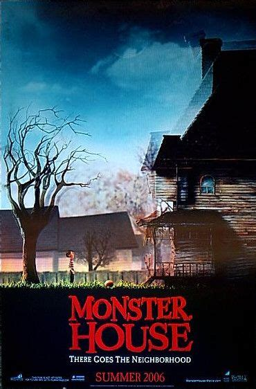 the monster house monster house 2006 find your film movie recommendation movie roulette com