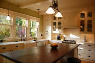 arts and crafts kitchen design arts and crafts kitchen craftsman kitchen portland by craftsman design and renovation