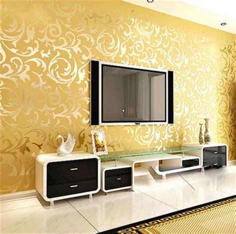 texture paint designs for drawing room descubre como decorar las paredes con papel tapiz