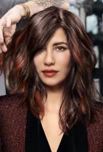 frisuren mittellange haare rot frisuren trends f 252 r braune haare 2015 fr 252 hling bild 22 27 cosmopolitan
