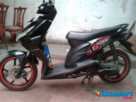 Honda Beat Tahun 2009 Warna Hitam jual honda beat 2009 hitam motor