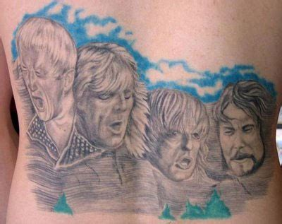 ugly tattoo photo the 25 ugliest and stupidest tattoos ever pophangover