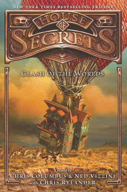 house of secrets a novel books house of secrets clash of the worlds chris columbus