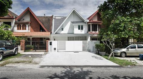 desain dapur rumah teres 2 tingkat design rumah teres home design idea