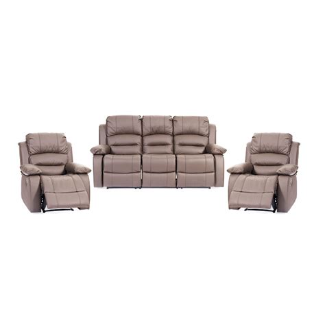 Recliner Suites Leather by Leather Recliner Suites