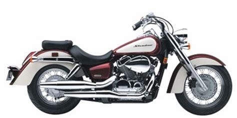 honda shadow spirit 750 c2 motorcycle 2008