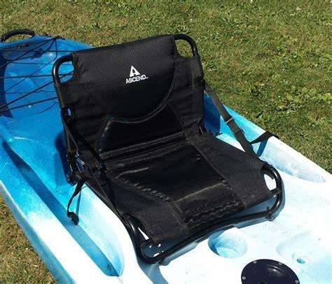 sit in kayak seat replacement ascend d10t kayak seat upgrade