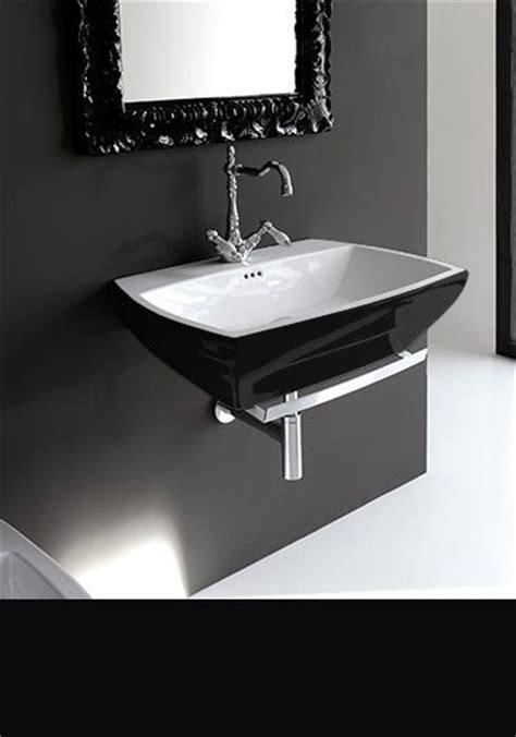 black and white bathroom suites black bathroom black basins baths toilet livinghouse