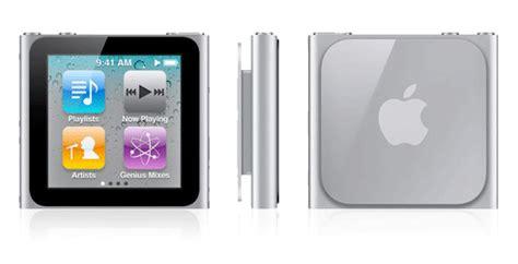 ipod nano 6th generation repairs services