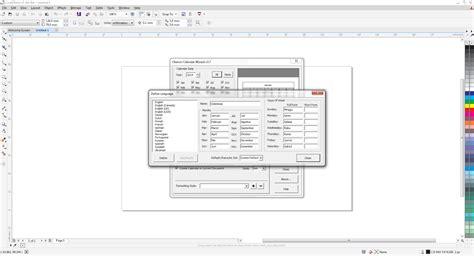 tutorial java web bahasa indonesia tutorial membuat kalender dengan coreldraw x7 coreldraw