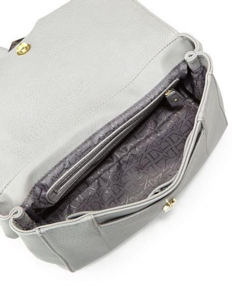 Flap Faux Leather Shoulder Bag danielle jade faux leather flap shoulder bag gray