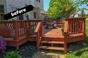 Backyard Deck Deck Amp Cover Backyard Deck Ideas Amp Our Deck Makeover